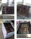 4 fija la máquina del Popsicle de los moldes con la producción 12000PCS