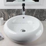 Contador de porcelana sanitaria lavabos para baño 1068