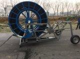 Schlauch-Bandspule-Bewässerungssystem mit Enden-Gewehr, Binder und landwirtschaftlichen Sprengern