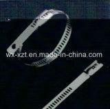 Single-Lock 304 из нержавеющей стали без покрытия кабельные стяжки