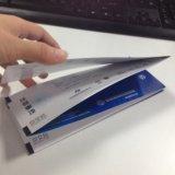 China proveedor MIFARE Ultralight EV1 de la tarjeta de billete de papel