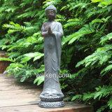 옥외 정원 훈장을%s 수지 Buddha 동상 예술 조각품