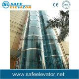 Elevatore panoramico commerciale del passeggero certificato Ce
