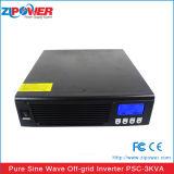 inversor puro de alta freqüência da onda de seno da indicação digital de 3kVA 5kVA LCD