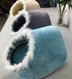 온난한 개집 애완 동물 침대 애완 동물 매트 개 침대 고양이 집