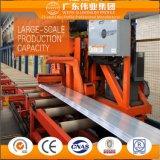 Het aangepaste Profiel van het Aluminium van de Uitdrijving van de Groep van de Fabriek van het Aluminium Weiye