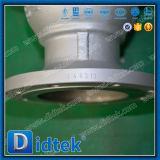 Robinet à tournant sphérique moulé de flottement d'acier inoxydable de Didtek