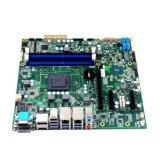 Carte mère H170 avec la fente de 4 PCI-E, faisceau I7 I5 I3 LGA 1151, plot d'Intel du RAM 4*DDR4