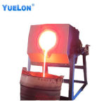 70kw Low Pollution Easy Operation Laboratory Induction Crucible Melter Furnace