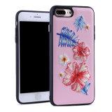 Мобильный телефон и шитья Flower чехол для iPhone 7