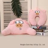 創造的な漫画Uの首の枕中国の製造者か首及びウエストの枕