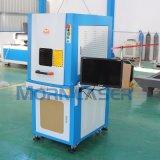Sicherheitsabdeckung-beiliegende Faser-Laser-Markierungs-Maschine 50W