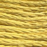 50mm 12 Strand UHMWPE militar de la cuerda de amarre Cuerdas de descarga