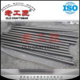 Dureza dura Rod da liga do carboneto de tungstênio