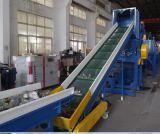 洗浄するラインをリサイクルするペットの500kg/H