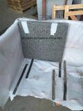 A buon mercato/ha fiammeggiato il granito grigio G603 del Impala per le mattonelle pavimento/della parete