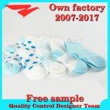 Großverkauf-Baumwolle 100% und Antibeleg-Baby-Socken