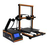Anet E12 가득 차있는 판금 구조 3D 인쇄 기계 DIY 장비