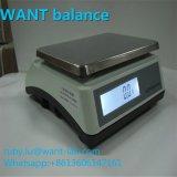 Двойной ЖК-дисплей с высокой баланс большой емкости с цифровые весы
