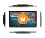 7 plein HD joueur androïde d'annonce d'affichage à cristaux liquides de contact de pouce