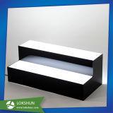 플렉시 유리 발광 다이오드 표시 점화 입방체 상자