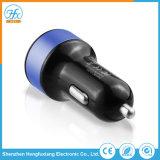 5V/2.1A 휴대용 이중 USB 차 셀룰라 전화 충전기