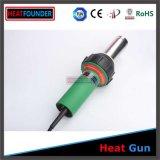 Ventilador plástico aprobado del aire caliente del arma de la soldadura de la hoja 3400W del Ce
