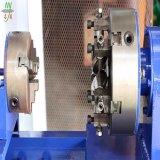 [م-76] عمود درابزين زخرفيّة دوّارة مستديرة جديدة أنابيب أنابيب يبرم آلة