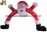 قابل للنفخ عيد ميلاد المسيح زخرفة, [4م] عارية قابل للنفخ [سنتا] كلاوس قوس