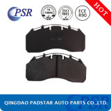 Almofadas de freio quentes mais de alta qualidade dos discos do caminhão da venda