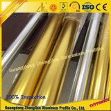 Profil en aluminium d'extrusion avec la surface de polissage pour la décoration de salle de bains