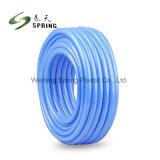 Haute pression jardin coloré en PVC flexible de 1/2 pouce