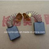Сбывания для електричюеского инструмента пользы щетки углерода CB442 высокого качества