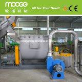 La deshidratación de plástico de la máquina para los residuos de la línea de reciclado de bolsas tejidas PP