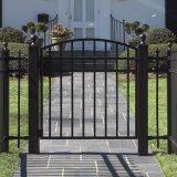 Forgée main principales portes porte en fer forgé