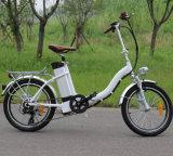 رخيصة كهربائيّة يطوي درّاجة مع [250و] محرك