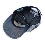 Белый провод фиолетового цвета 3D вышивкой хлопок Custom Man Red Hat спорта Snapback винты с головкой