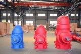 Boîte de vitesse à angle droit d'entraînement pour la pompe verticale de turbine de moteur diesel