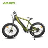 Новый дизайн Aimos 10 скорость передачи вниз по склону Вилку электрического велосипед со скрытым аккумуляторной батареи