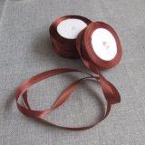 Lint van het Satijn van de Polyester van 100% het Decoratieve Geweven voor de Verpakking van de Gift