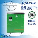 格子10000W太陽エネルギーインバーターを離れて低周波10kw