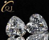 宝石用原石の中心の切口Moissaniteをカスタマイズしなさい
