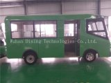 Serviço de Transporte escolar Minibus eléctrico com 14 passageiros para venda