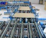 Plaques de plâtre automatique complète équipement embarqué