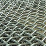 工場はすべて標準ひだを付けられた鉄の金網を等級別にする