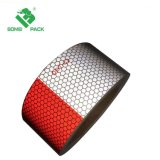 DOT-C2安全テープ反射テープ自動車の赤く及び白い接着剤5ヤード2インチ