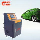 Nettoyeur de carbone 12V de la machine mobile nettoyant carbone QM6000 quantique