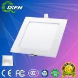 Luz de tecto LED quadrada com Professional para casa 9W