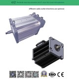Personalizar el uso de la industria Motor AC de imán permanente 10kw 3000rpm 72V