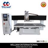 Le travail du bois d'Atc machine CNC de gravure